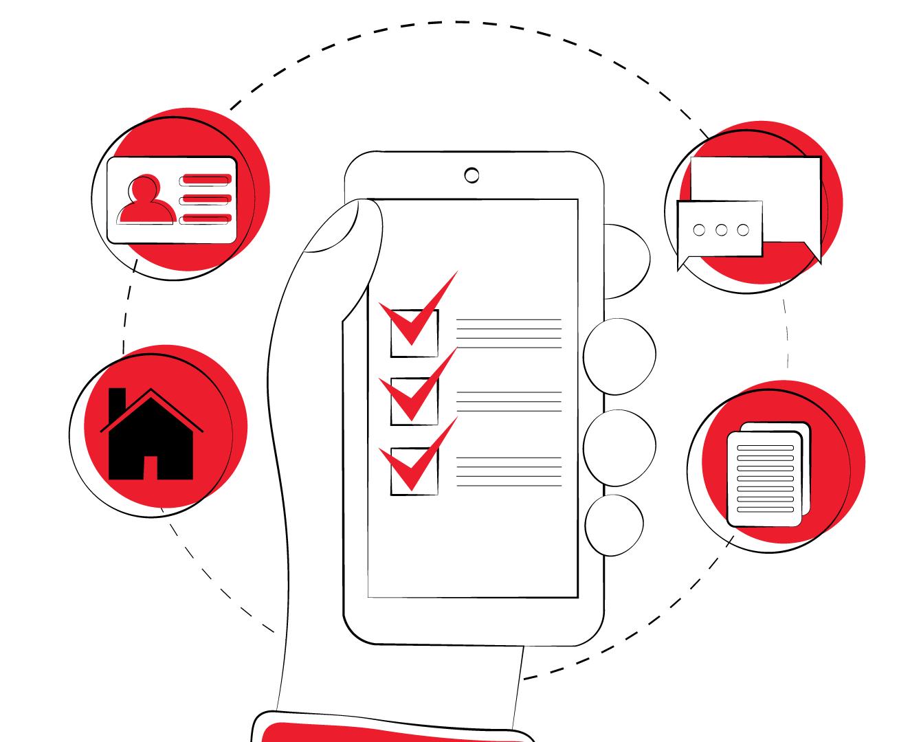 Cómo recolectamos información para la base de datos de los arrendamientos