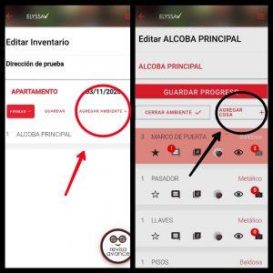 aprender a usar Elyssa app : Edición de ambientes