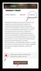 aprender a usar Elyssa app: Generación PDF