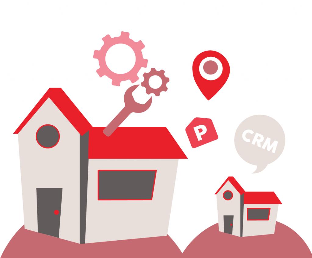 Herramientas para las inmobiliarias