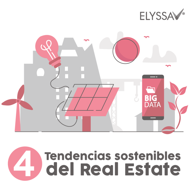 4 tendencias sostenibles del Real Estate