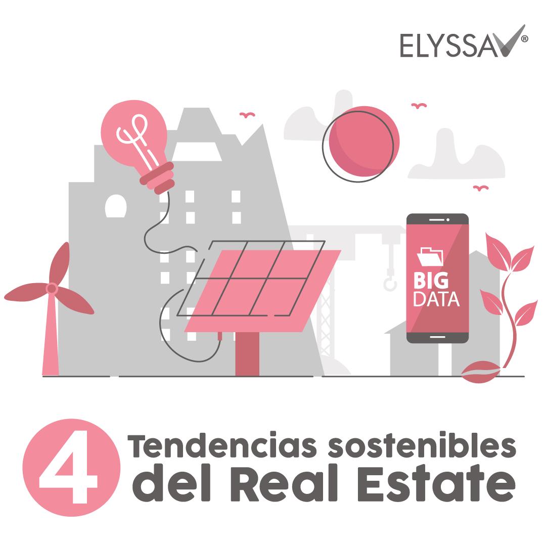 4 tendencias sostenibles del Real Estate