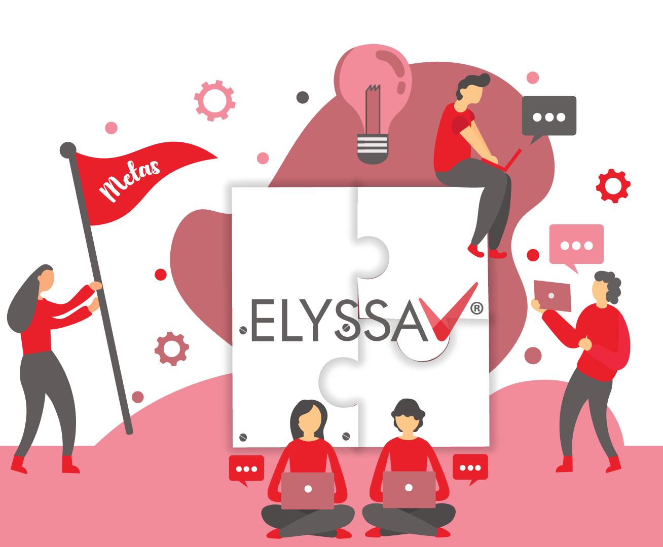 Digest enero: Metas y cambios en Elyssa App