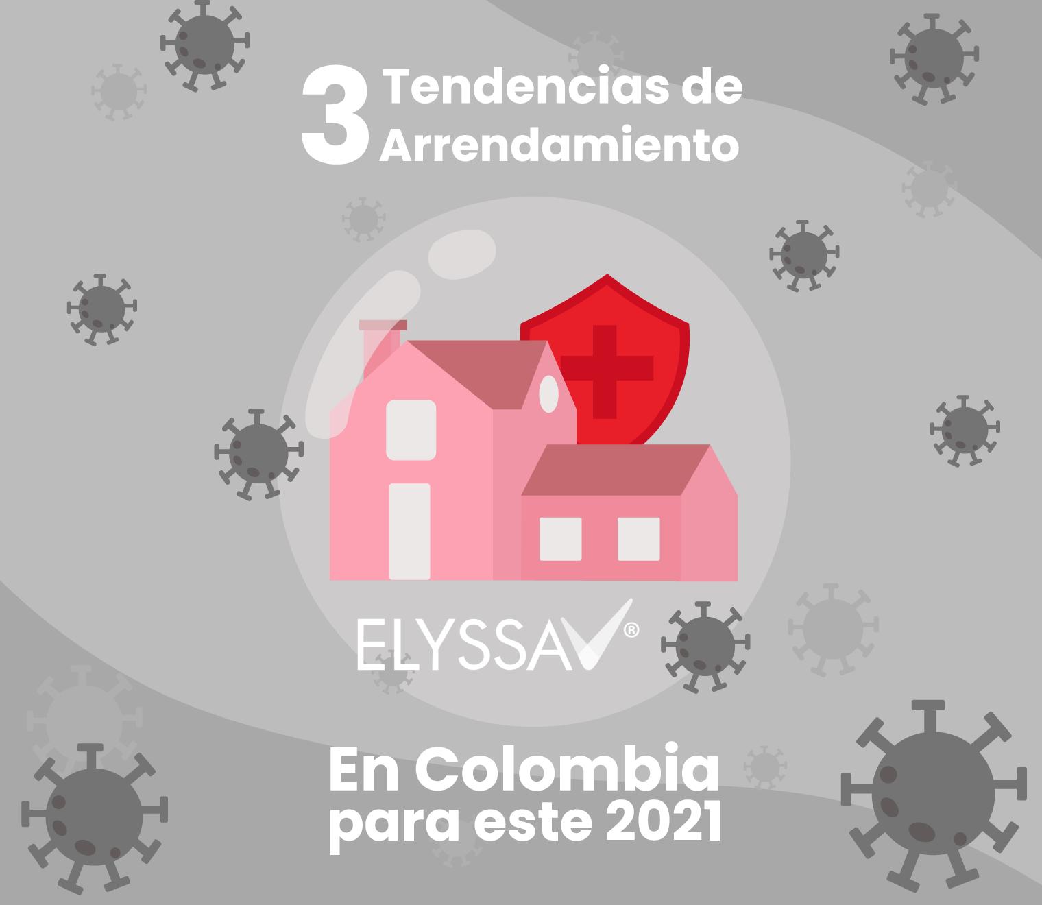Lee más sobre el artículo 3 tendencias de arrendamiento en Colombia para el 2021