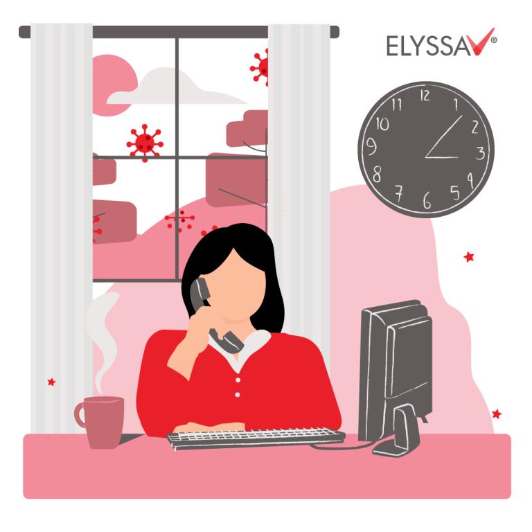 3 tips para hacer el teletrabajo menos agotador y más productivo